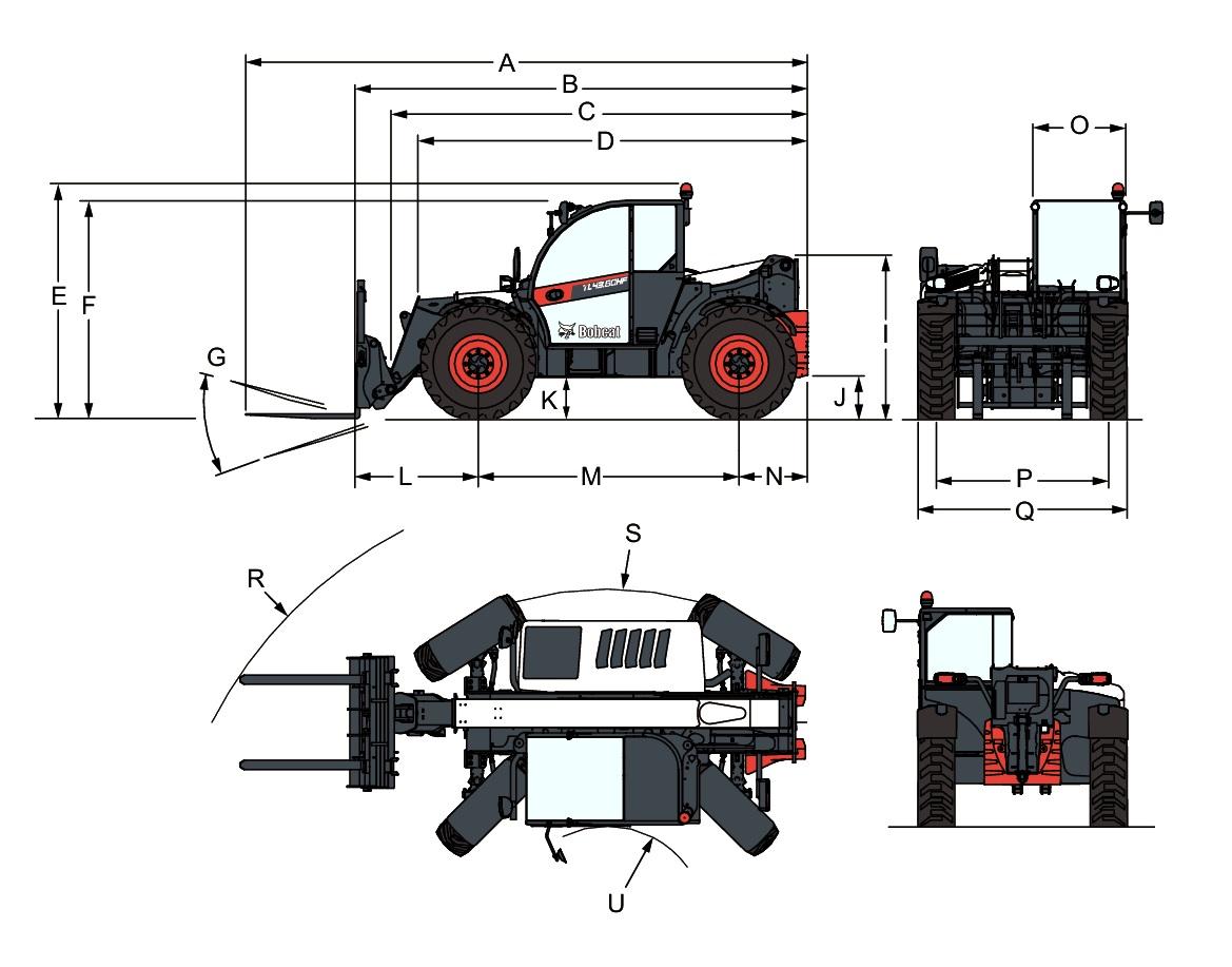TL43.80HF AGRI IIIA