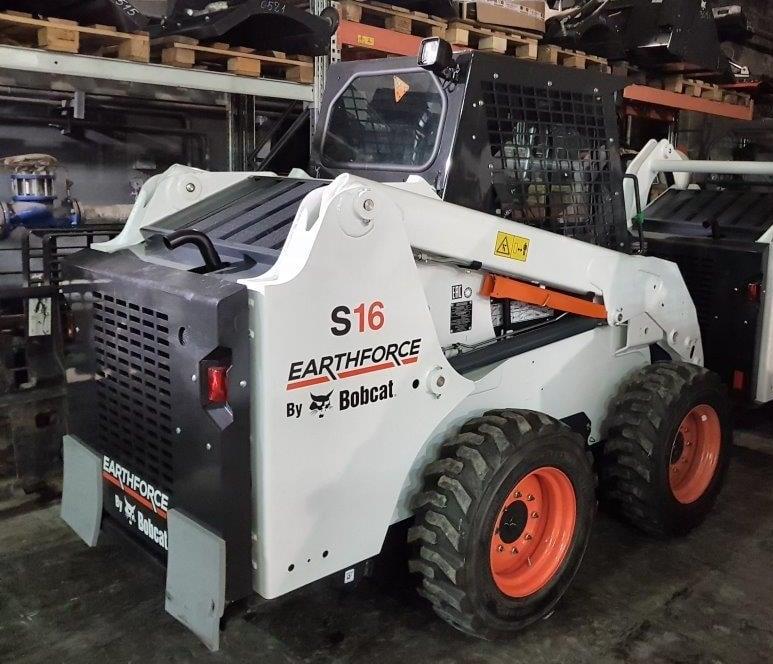 Bobcat S16